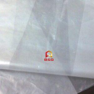 Túi nilong trắng trong